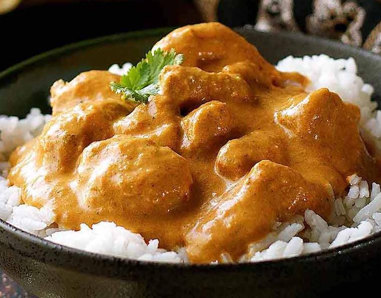 Butter Chicken Bhunna Masala