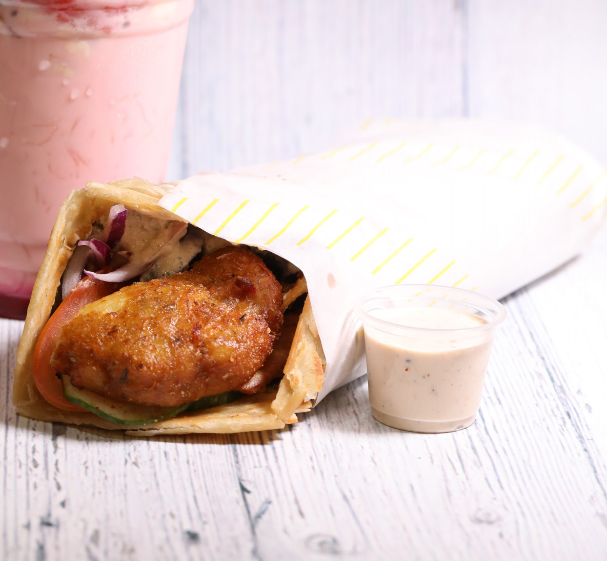 Aloo Tikki (crispy potato patties)