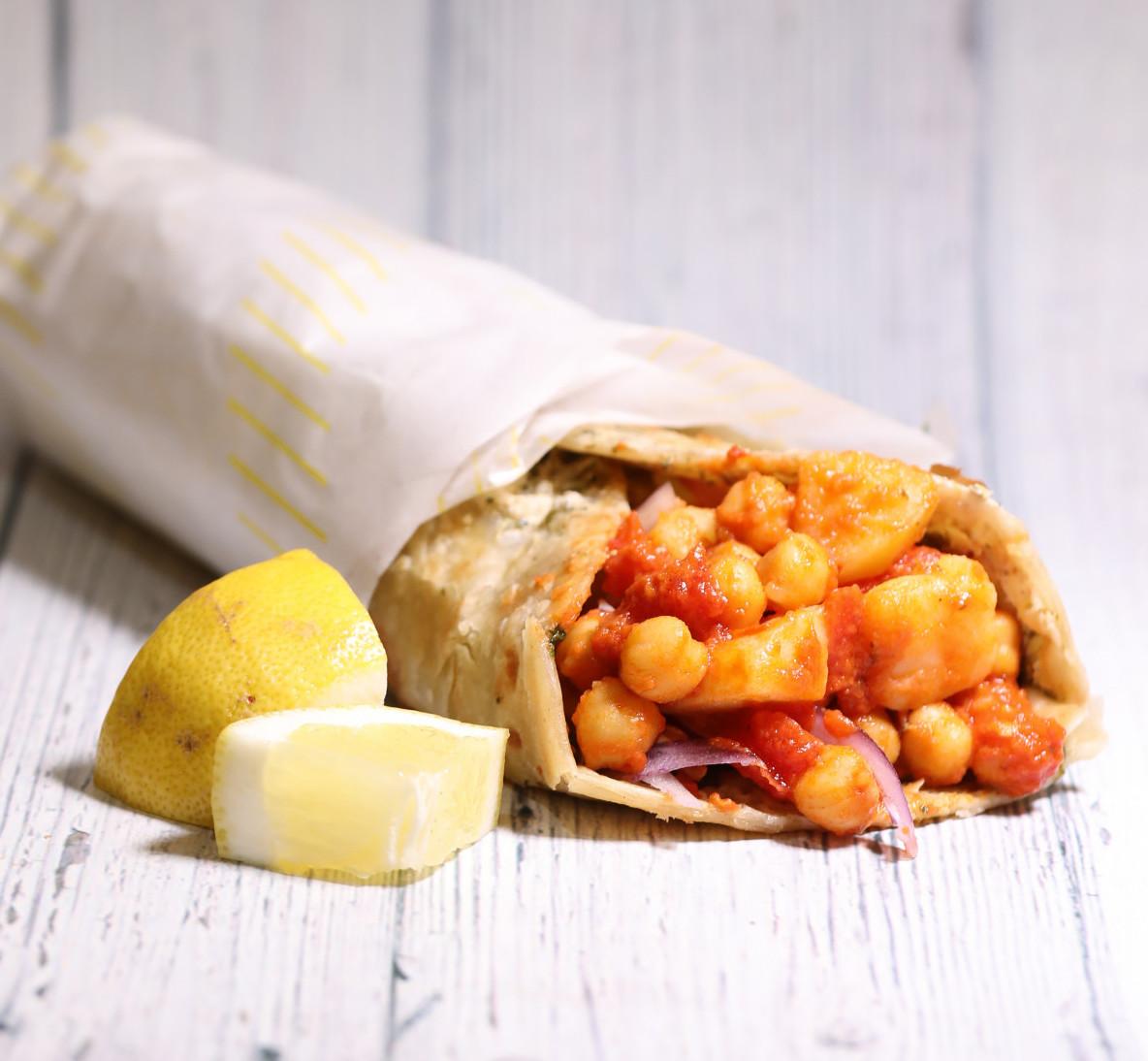 Chickpea Potato
